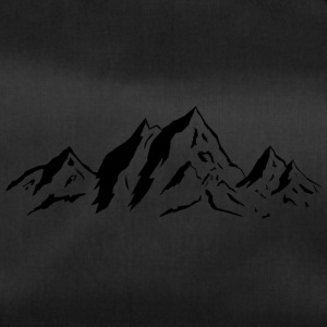 mountains - Duffel Bag