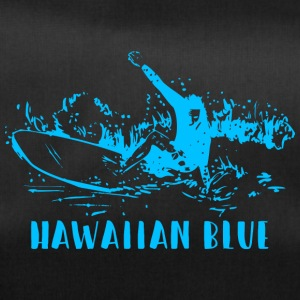 Hawaiian Blue Surfer - Bolsa de deporte