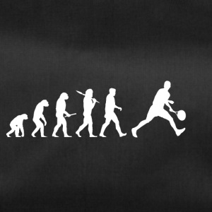 Evolution Tennis! funny! - Duffel Bag