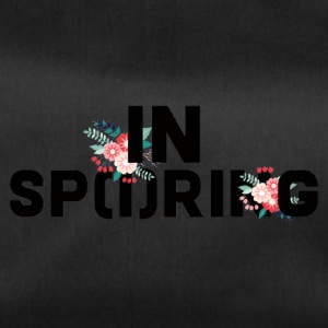 Spring Break / Springbreak: In Sp(i)ring - Sporttasche