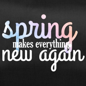 Spring Break / Springbreak: Spring Makes Everythin - Sporttasche