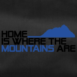 Home is where the mountais are - Duffel Bag