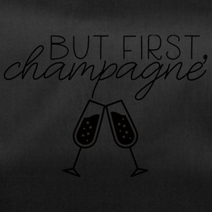 New Years Eve: But First, Champagne. - Duffel Bag