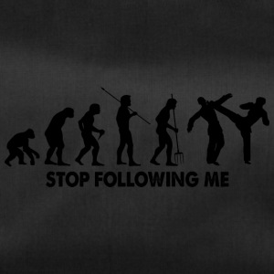 Evolution Stop Following Me - Duffel Bag
