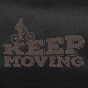 Bicycle: Keep Moving - Duffel Bag