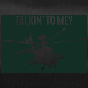 Military / Soldiers: Talkin' to me? - Duffel Bag