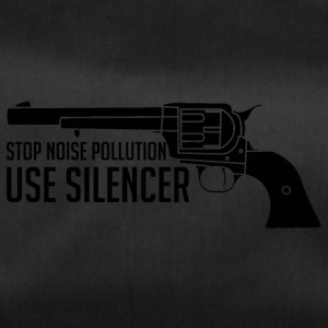 Militär / Soldaten: Stop Noise Pollution, Use - Sporttasche