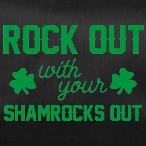 Irland / St. Patrick´s Day: Rock Out With Your - Sporttasche