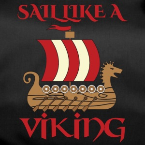 Vikings: Sail Come un vichingo - Borsa sportiva