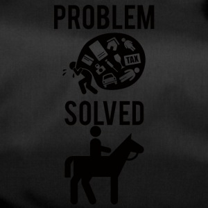 Hest / Farm: Problem Solved - Sportsbag