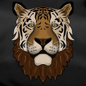 Bearded tiger - Duffel Bag
