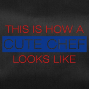 Chef / Chef Cook: This is how a cute chef looks - Duffel Bag