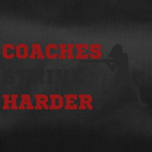 Coach / Trainer: Coaches Strive Harder - Sporttasche