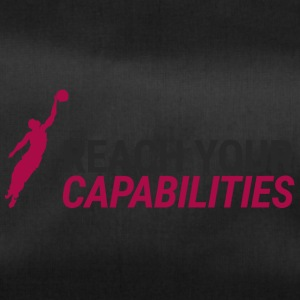 Coach / Trainer: Reach Your Capabilities - Sporttasche