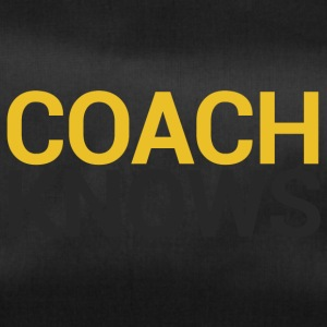 Coach / Trainer: Coach Knows - Sporttasche
