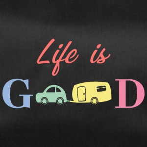 Life Is Good - Sportsbag