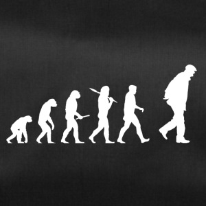 Evolution grand-père! - Sac de sport