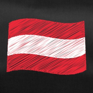 Flag of Austria - Duffel Bag