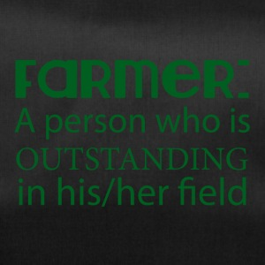 Farmer / Farmer / Farmer: A person who is outstan - Duffel Bag