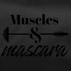 Beauty / MakeUp: Muscles & Mascara - Duffel Bag