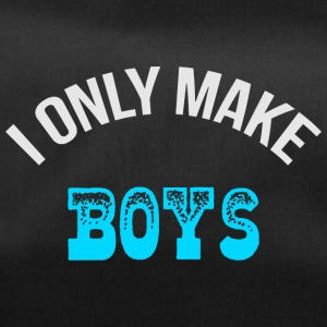 I only make Boys womens Boys MOM - Duffel Bag