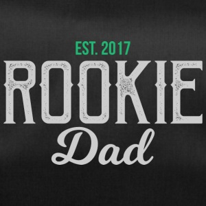 New Dad Rookie Daddy - vatertag - Sporttasche