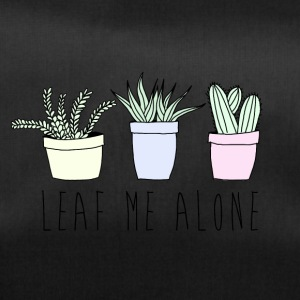 Leaf me alone - Duffel Bag