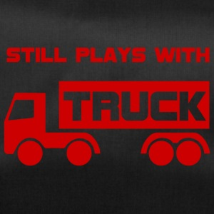 Mechaniker: Still plays with Truck. - Sporttasche