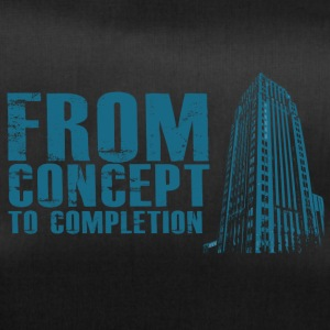 Architekt / Architektur: From Concept To Completio - Sporttasche