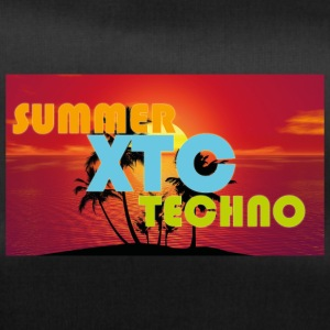 summer xtc techno - Duffel Bag