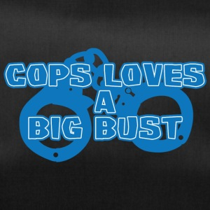 Politiet: Cops Loves A Big Bust - Sportsbag