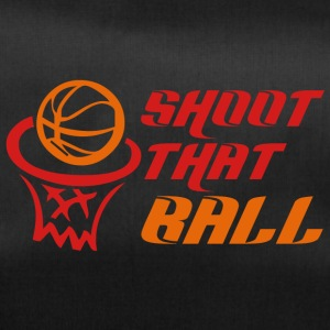 Coach / Trainer: Shoot That Ball - Sporttasche