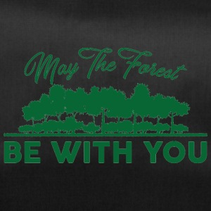 Earth Day / Earth Day: May The Forest Be With Y - Duffel Bag