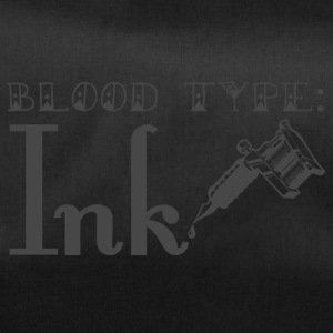 Tattoo / Tattoo: Blood Type - Ink - Duffel Bag