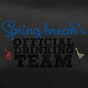 Équipe potable officielle de Spring Break - Sac de sport