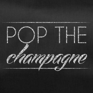 Sylvester / Nouvel An: Pop The Champagne - Sac de sport