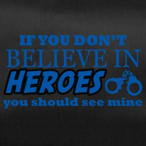 Polizei: If You Don´t Believe In Heroes You Should - Sporttasche