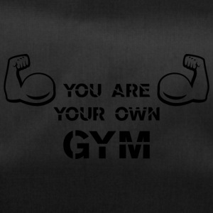YOU ARE YOUR OWN GYM - Sporttasche
