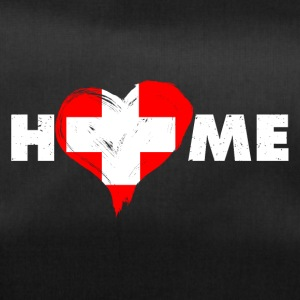 Home love Switzerland - Duffel Bag