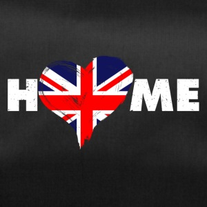 Home love England United Kingdom - Duffel Bag
