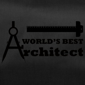 Architekt / Architektur: World´s Best Architect - Sporttasche