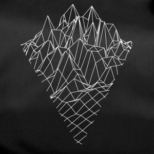 Mountain Mountain Vector Sketch - Sportsbag