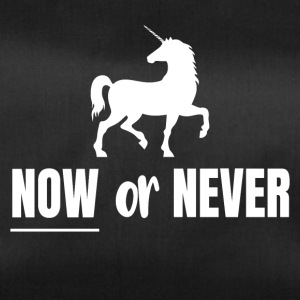 Now or Never - Einhorn - Sporttasche