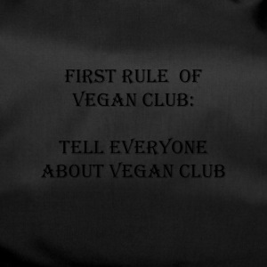 Vegan Club - Duffel Bag