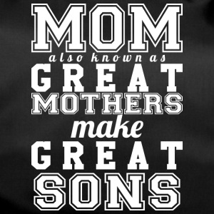 Mom Also Known As Great Mothers - Sporttasche