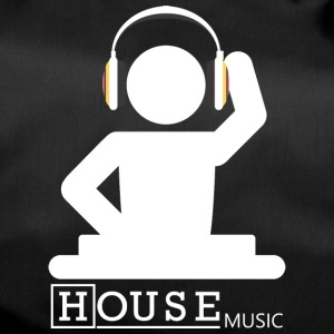 House Music - Sac de sport