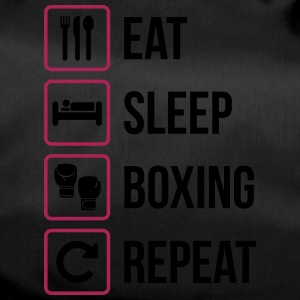 Eat Sleep Boksing Gjenta - Sportsbag