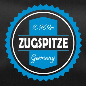Zugspitze Coaster Blue-White | Bavaria - Duffel Bag