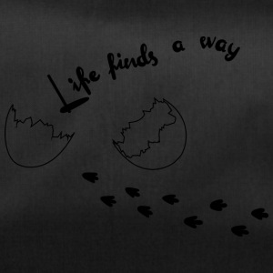 Life Finds Its Way - Duffel Bag