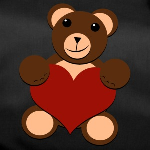 De Big Bear Heart - For All - Sporttas